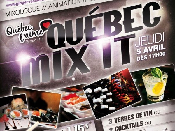 Québec Mix It