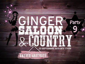 Ginger Saloon & Country